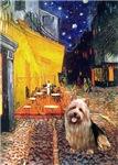 TERRACE CAFE<br>& Australian Terrier