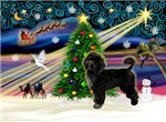 CHRISTMAS MAGIC<br>& Portuguese Water Dog