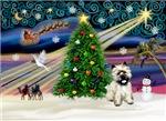 CHRISTMAS MAGIC<br>& Cairn Terrier