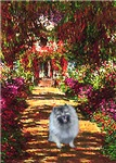 THE PATH<br>& Keeshond (F)