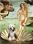 BIRTH OF VENUS<br>& Bearded Collie #1