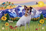MOUNTAIN COUNTRY<br>& Jack Russell Terrier