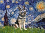 STARRY NIGHT<br>& German Shepherd 10