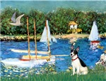 SAILBOATS<br>& Rat Terrier