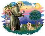 St. Francis #2 &<br>Cairn Terrier (#13)
