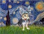 STARRY NIGHT<br>& Australian Terrier #2