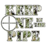 Keep One In The Pipe Camo