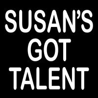 Susan's got talent