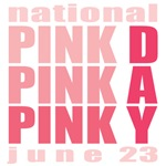 National Pink Day T-shirts and Gifts