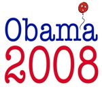 Obama 2008 Stickers, License Plate Frames, Tshirts