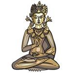 Buddha T-shirts, Buddha Decor Gifts