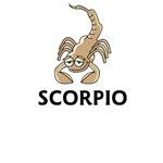 Scorpio t-shirts, birthday gifts