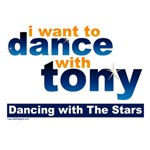 I want to Dance with Tony Shirts, Fan Gear