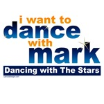 I want to Dance with Mark Shirts, Fan Gear