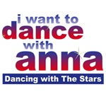 I want to Dance with Anna Merchandise