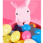 Pink Easter Bunny Jewelry and Novelties