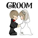 Groom T-shirts, Favors & Gifts
