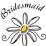Daisy Bridesmaid T-shirts & Favors