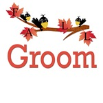 Autumn Groom T-shirts and Gifts
