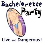 Bachelorette Party Supplies, Shirts, Favors