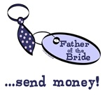 Funny Father of the Bride T-shirts, Gifts