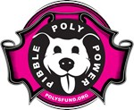 Poly Pibble Power - pink