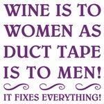 WINE IS...