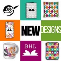 BHL: New Designs