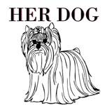 OYOOS Her Dog design