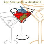 OYOOS Shark Martini design