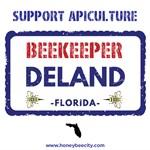 DeLand Florida Beekeeper