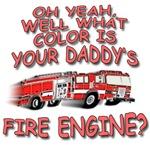 Daddy Fire Engine