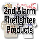 2nd Alarm Firefighter Products