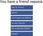 Friend Me?