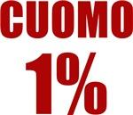 Gov Cuomo 1%