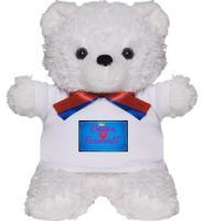 Glitter Forever17 Teddy Bear