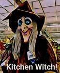 Kitchen Witch Tee