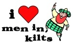 I heart men in kilts