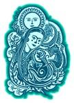 Frida in Turquoise