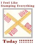 Stamped Void