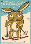 German Ski Bunny