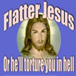 Flatter Jesus