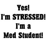 I'm in Med School!