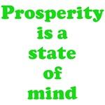 Prosperity is...