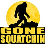 Gone Squatchin - Bark at the Moon