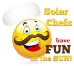 Solar Chefs Have Fun