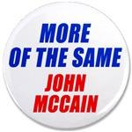 More of the Same John McCain Swag