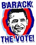 BARACK THE VOTE!