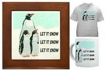 Let It Snow, Penguins