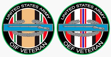 Veterans with CIB's